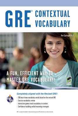 New Gre Contextual Vocabulary By Rea Editors (COR)